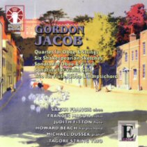 Gordon Jacob CD